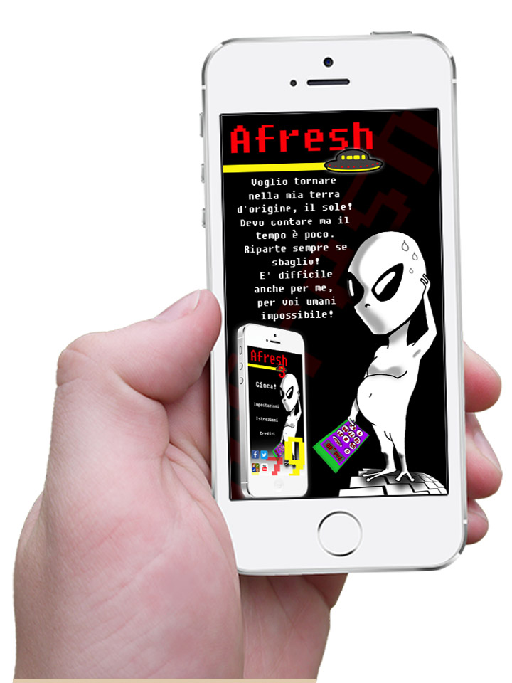 Screen App iOS AFresh