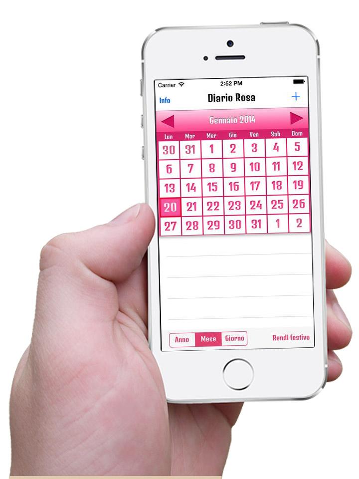 App di appuntamenti per iPhone 5