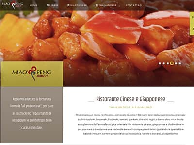 Creazione Sito web ristorantemiaopeng.it | Portfolio What a Show S.r.l. | https://www.whatashow.it