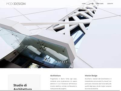 creazione Sito WEB mooddesign.it | Portfolio Agenzia Web What a Show S.r.l. | https://www.whatashow.it