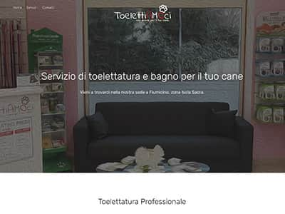 toelettiamoci.it | Portfolio What a Show S.r.l. | Creazione Siti Web | Web Agency Roma | https://www.whatashow.it