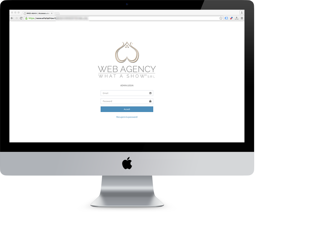 gesionale cms professionale Web Agency Roma